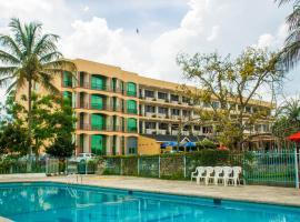 Lake View Resort Hotel, Mbarara (Rwampara附近)