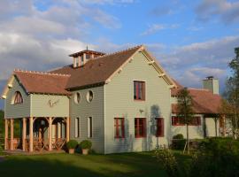 Lodge Saint-Hymer