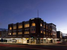 切斯特汉密尔顿公寓式酒店