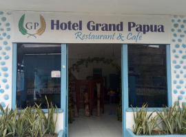 格兰巴布亚酒店 , Timika