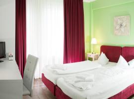 巴塞罗那住宿&早餐酒店,位于杜塞尔多夫的酒店