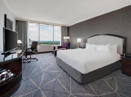 亚特兰大希尔顿酒店