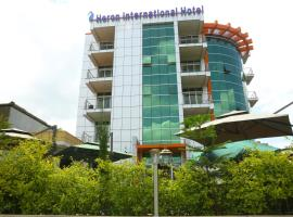 Heron Hotel, Āwasa (Gedeo附近)