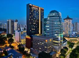 新加坡乌节路新概念酒店