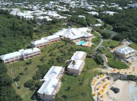 可可礁百慕达酒店