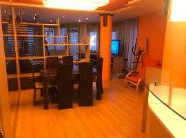 梦幻三卧室公寓