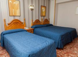 瓜达尔基维尔酒店, 卡索拉