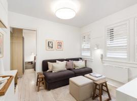 伊丽莎白湾现代一卧室公寓(EB7BAY)
