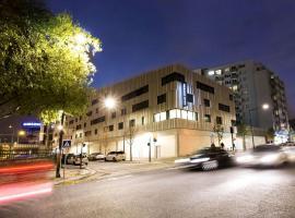 巴黎十七区奥德利城公寓式酒店