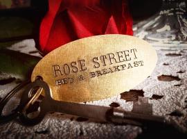 Rose Street Bed & Breakfast, 乔治城