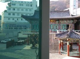 釜山背包客旅舍