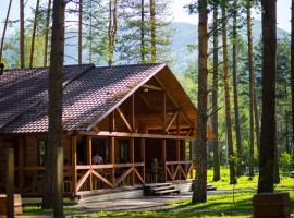 Altay Park Hotel Podgoritsa, Manzherok