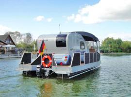 Hausboot _Wassercamper_ SCHW 930