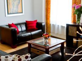 鲁文祖姆高登纳公寓式酒店