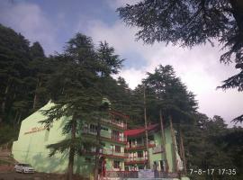 Hotel Dogra Residency Patnitop