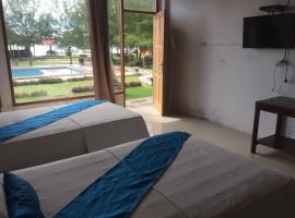 尼亚斯巴洛霍海滩度假酒店, Telukdalem