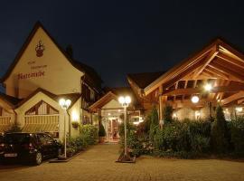 拉斯图博旅馆