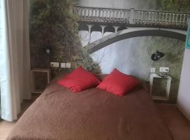 Casa Rosa,位于埃拉特的旅馆