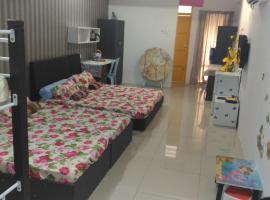 6张床家庭豪华间