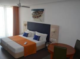 派斯卡多尔精品酒店, Praia