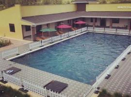 Courtyard International Hotel, Lyantonde (Mawogola附近)