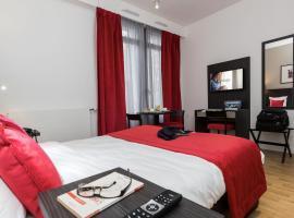 巴黎蒙马特城市奥德利公寓式酒店,位于巴黎的公寓