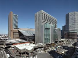 Hotel Granvia Osaka-JR Hotel Group,位于大阪的酒店