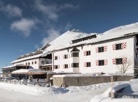 Hotel Jagdschloss Innsbruck Kühtai, 库哈台