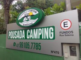 Bombinhas Pousada Camping