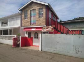 The Hibiscus Loft, Union Island (Palm Island附近)