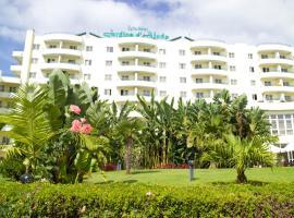 阿约达花园套房酒店