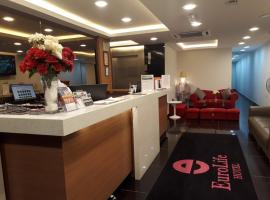 吉隆坡中心欧罗生活酒店