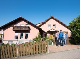 Weingut und Gästehaus Wetzler