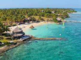 蓬塔法鲁酒店, Isla Mucura