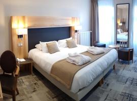 Hotel Le Cercle, 瑟堡