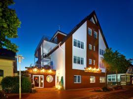 伯恩斯坦船屋兰德加特酒店, 比苏姆