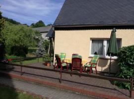 Ferienhaus Hickmann