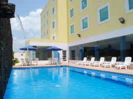 里约维斯塔波萨里卡商务高级酒店