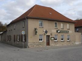 """Gasthaus ,,Zum schwarzen Bär"""""""