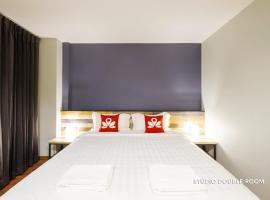 自力普莫申曼谷禅房酒店
