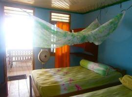 Nias Pleasure Surfcamp, Lagudri