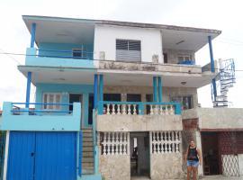 Casa Maris, Santa María del Mar (Mayabeque附近)