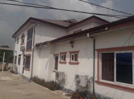 Golden Ednona Hotel, Obuasi (Amansie Central附近)