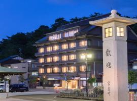 宫岛别墅酒店