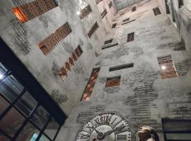 台中莿桐花文创微旅,位于台中市的酒店