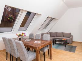多瑙河屋顶梦幻公寓