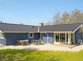 Four-Bedroom Holiday home in Nørre Nebel 5
