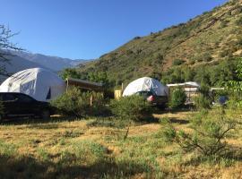 Domos del Maipo Camp
