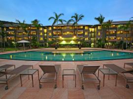 天堂棕榈树度假酒店