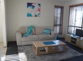 现代化2卧室公寓